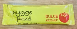 Sos Ketchup Dulce 20g image