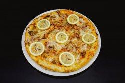 Pizza Tonno cu lămâie image