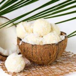 Înghețată de cocos image