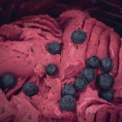 Înghețată de afine fără zahăr image