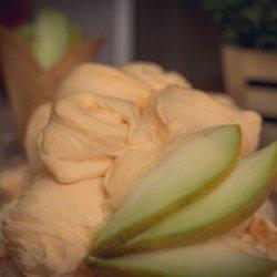 Înghețată de pepene galben image