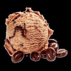 Înghețată de cafea fără zahăr image