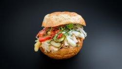 Doner kebab pui image