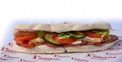 Sandwich pastramă mare