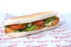 Sandwich șnițel mare