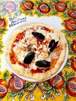 Pizza del mare imperiale image