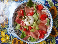 Salata Burrata image