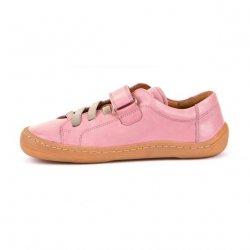 Pantofi barefoot Froddo piele pink
