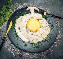 Escalop de pui cu ciuperci image