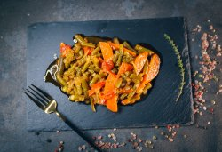 Mâncărică de fasole verde image
