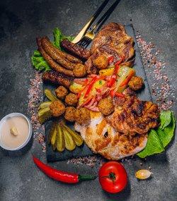 Platou Gurmand grill image