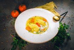 Supă cu găluște image