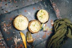 Ciuperci gratinate image