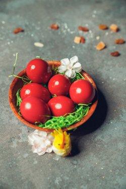 Ouă Roșii image