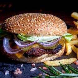 Hamburger de vită