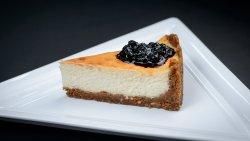 NewYork cheesecake și  coulius de afine image