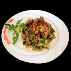 Salată de vită Shanghai image