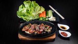 Korean BBQ porc image