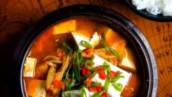 Kimchi Cigae image