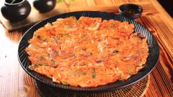 Kimchijeon – pizza din kimchi image