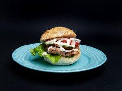 Hamburger de casă image