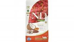 N&D Skin & Coat pentru pisici adulte cu Quinoa și Hering image