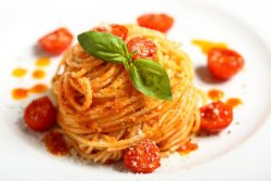 Spaghete pomodorro image