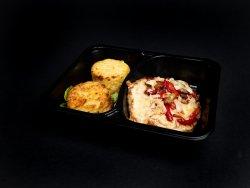 Cotlet de porc și cartofi cu rozmarin image