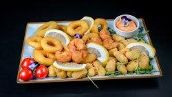 Mix fructe de mare pane image