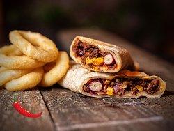 15% reducere: Meniu burrito image
