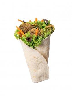 Falafel King Wrap image