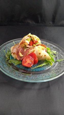 Clatite cu bacon image