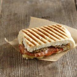 Focaccia burger image