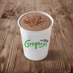 Hot chocolate grande image
