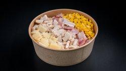 Salată de paste caesars image