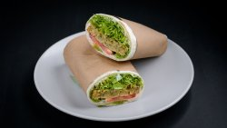 Tortilla falafel jumătate image
