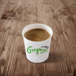 Greek coffee double image