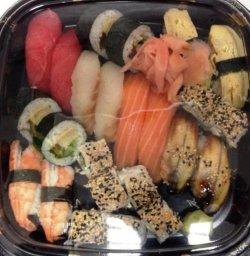 Sushi combination for two (24 piese) image