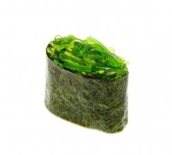 Gunkan goma wakame 1 piece image