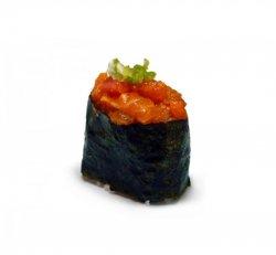Gunkan spicy salmon 1 piece image