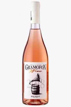 Gw roze merlot 14,2% - sec image