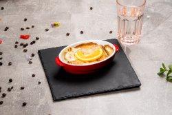 Clatite la cuptor cu brânză și smântână image