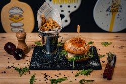 Special burger image
