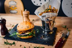 Dizzi burger image