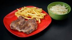 10% reducere: Meniu ceafă de porc la grătar image