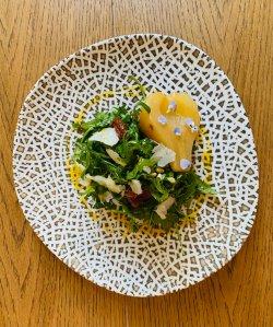 Salata de rucola si para confit image