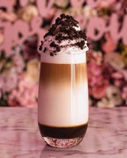 Oreo ice coffee image