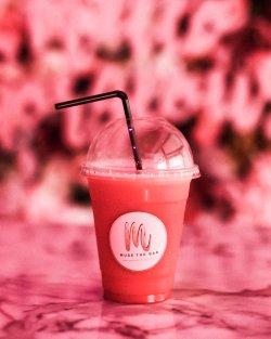Strawberry sensation smoothie image