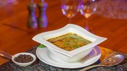 Faimoasa ciorbă de văcuță / Famous Beef Soup image