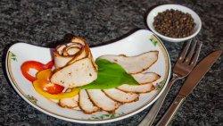 Piept de pui afumat / Smoked Chicken Breast image